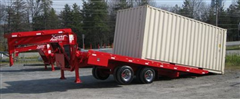 Quebec built custom trailers