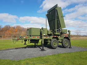 Military trailers & special projects